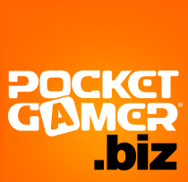 Pocket gamer logo